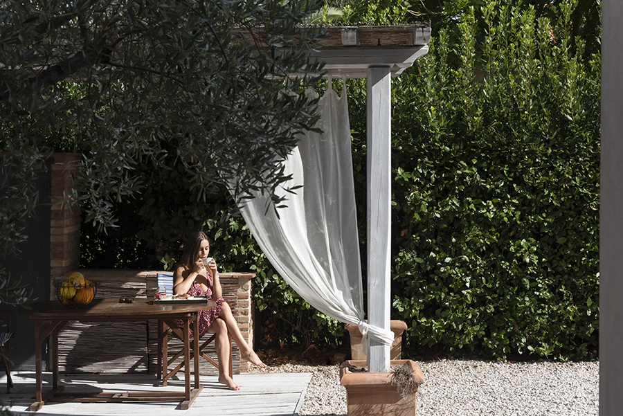 vacanza relax campagna toscana